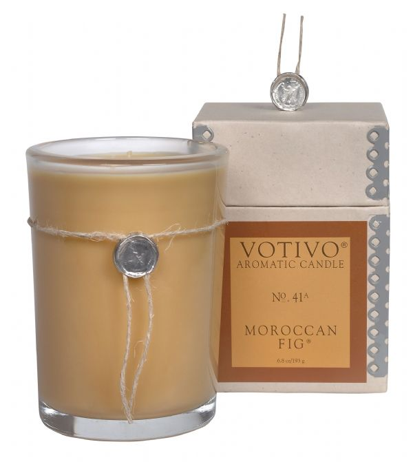 Aromatic Candle - Moroccan Fig
